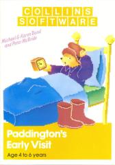 PaddingtonsEarlyVisit Booklet