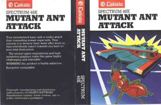 MutantAntAttack