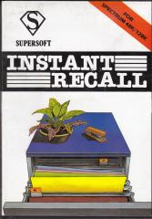 InstantRecall