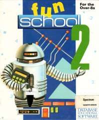 FunSchool2ForTheOver-8s Front