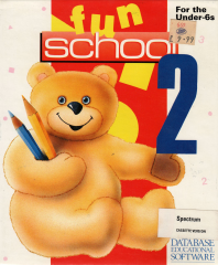 FunSchool2ForTheUnder-6s Front