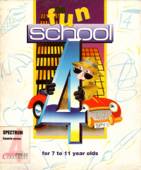 FunSchool4For7-11YearOlds Front
