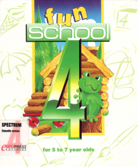 FunSchool4For5-7YearOlds Front