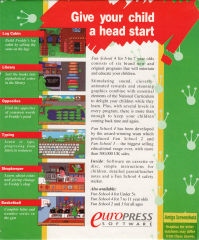FunSchool4For5-7YearOlds Back