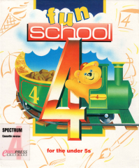 FunSchool4ForTheUnder-5s Front