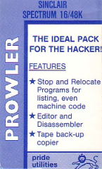 Prowler(PrideUtilities)