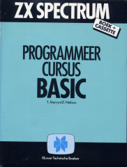 BeginnersBASICForTheSpectrum(ProgrammeerCursusBASIC) Front