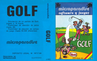 Golf(Microparadise)