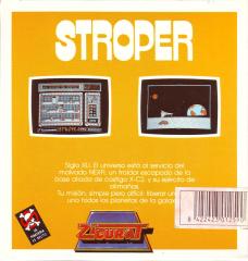 Stroper Back