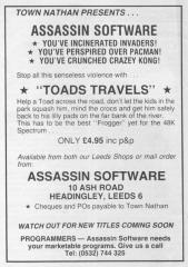 ToadTravels