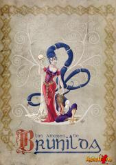 LosAmoresDeBrunilda Poster