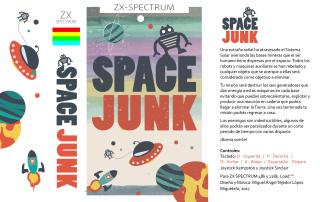 SpaceJunk Inlay(ES)