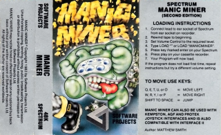 ManicMiner(SoftwareProjects)