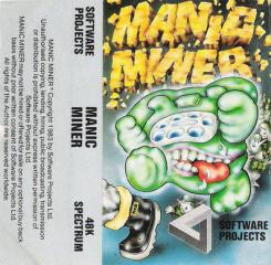 ManicMiner(Ventamatic)