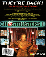 GhostbustersII BigBox Back