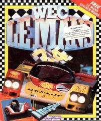 WECLeMans Front