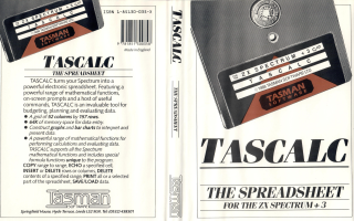 Tascalc Inlay
