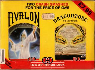 AvalonDragontorc Front