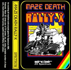 MazeDeathRally-X