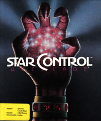 StarControl Front