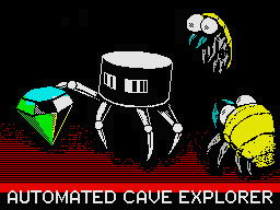 Automated Cave Explorer