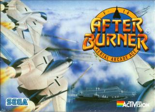 Afterburner Front