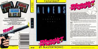 Aliens(Ricochet)