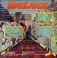 Badlands(ErbeSoftwareS.A.) Back
