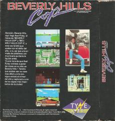 BeverlyHillsCop(System4) Back
