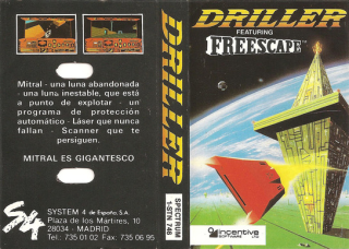 Driller(System4)