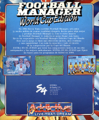 FootballManager-WorldCupEdition(System4) Back