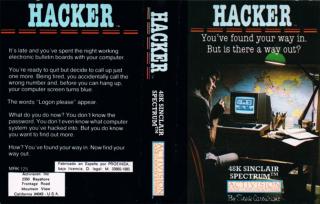 Hacker(ProeinSoftLine)
