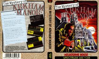 MysteryOfArkhamManorThe