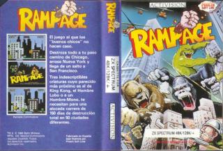 Rampage(ProeinSoftLine)