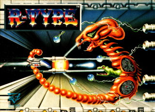 R-Type Front
