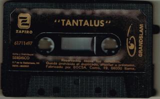 Tantalus Label(ZafiroSoftware)