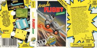 ArcadeFlightSimulator