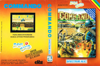 Commando(ZafiChip)