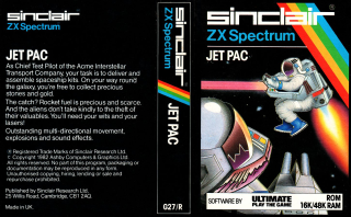 Jetpac(SinclairResearch) 2