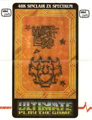 KnightLore(ABCSoft) Poster