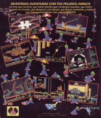 Lemmings(DroSoft) Back