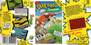 ProSkateboardSimulator