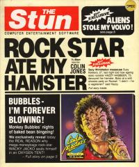 RockStarAteMyHamster Front
