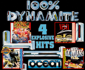 100Dynamite Front