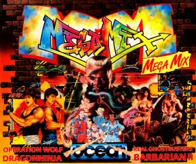 MegaMix Front