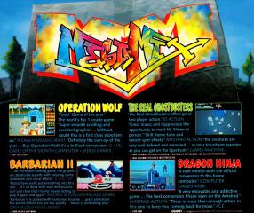 MegaMix Back