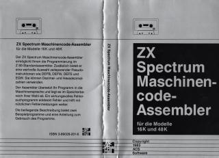 ZXSpectrumAssembler