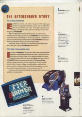 Afterburner BookletCrash60-2