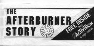 Afterburner BookletCrash60-7