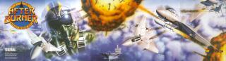 Afterburner Poster